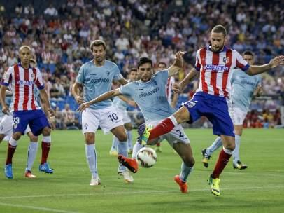 Atlético de Madrid-Eibar