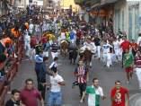 Último encierro de San Sebastián de los Reyes