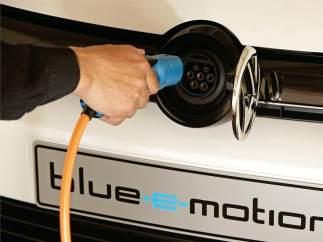 La movilidad el�ctrica en el grupo Volkswagen