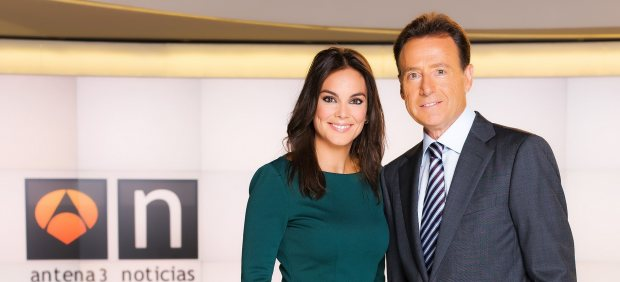Matías Pratt y Mónica Carrillo