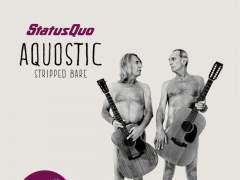 Status Quo se desnuda para la portada de su �ltimo disco