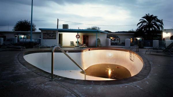 Pool at Wills Fargo