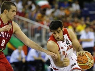 Irán-Serbia