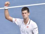 Novak Djokovic en el US Open 2014