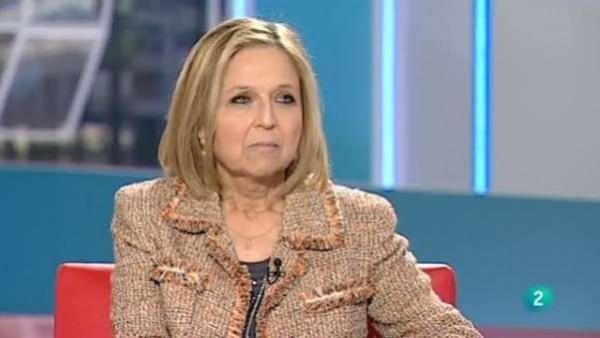 La diputada del PP María Teresa Gómez-Limón