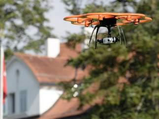 La polic�a suiza empieza a usar drones
