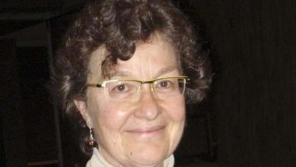 La escritora María Barbal
