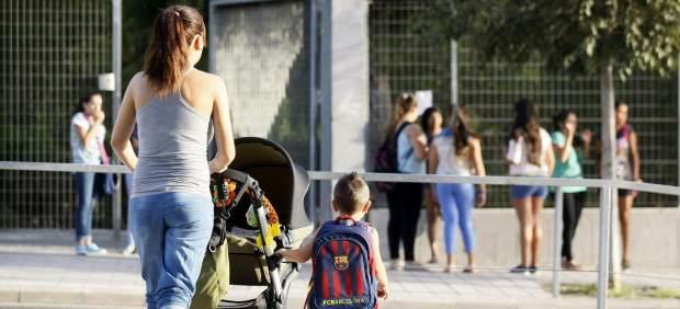 Arranca el curso escolar en la Comunidad Valenciana