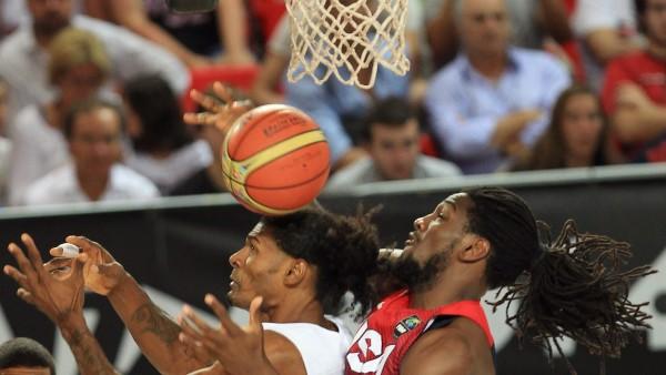 Estados Unidos-República Dominicana en el Mundobasket 2014