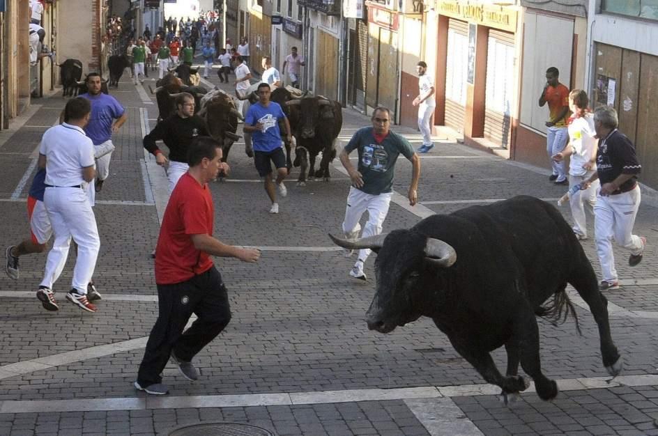 Los encierros más antiguos de España