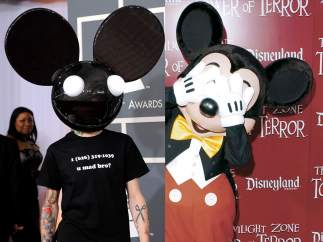 Disney contra la mau5head