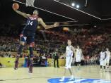 Estados Unidos derrota a Ucrania en el Mundobasket 2014