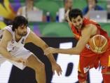 Serbia-España en el Mundobasket 2014