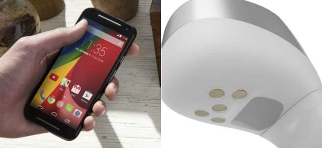 Nuevos dispositivos de Motorola