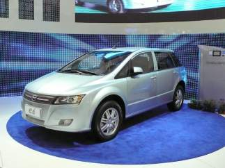 Aún más incentivos por la compra de un coche eléctrico en China