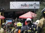 Atentado en Santiago de Chile
