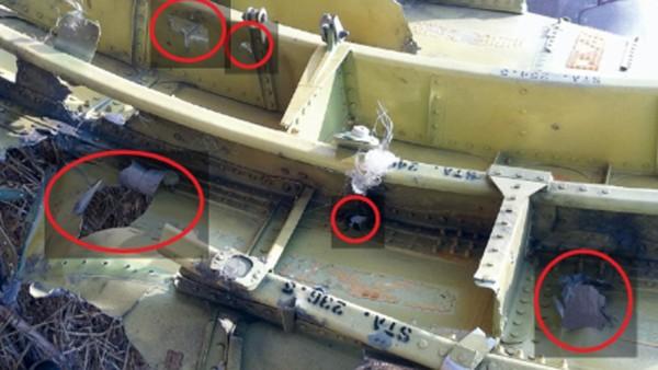 Confirman que el MH17 fue derribado