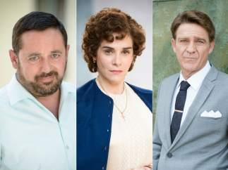 Nuevos personajes en 'Amar es para siempre'