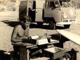 Severson's day at the office, San Onofre, 1959