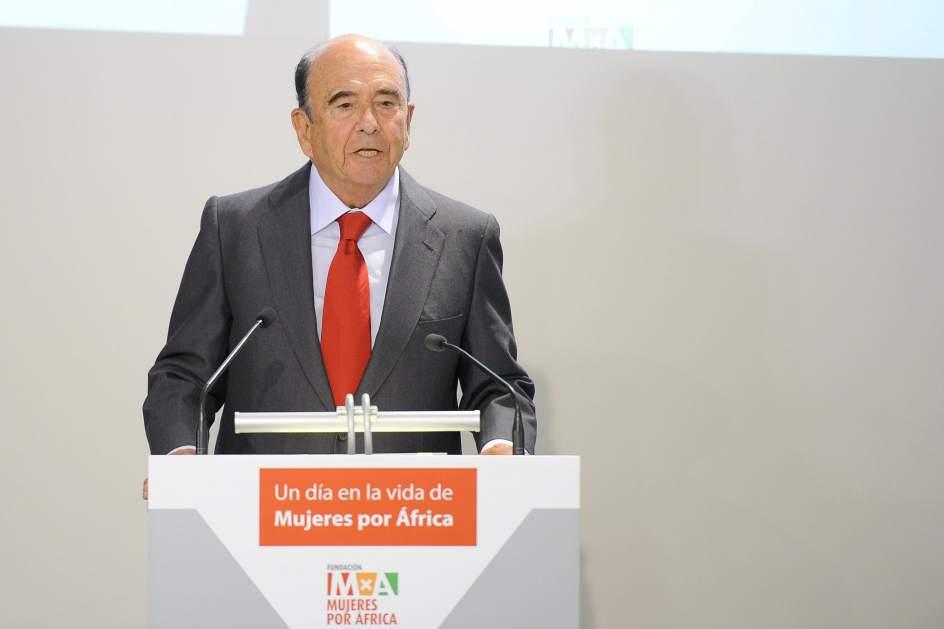 Fallece Emilio Botín