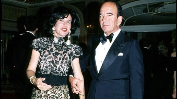 Emilio Botín con su sucesora