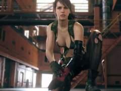 La misteriosa Quiet se muestra en 'Metal Gear Solid V'
