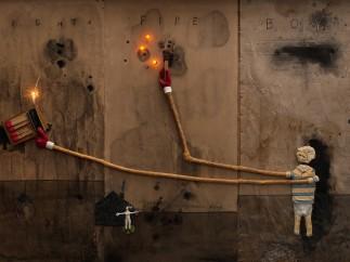 Boy Lights Fire, 2010