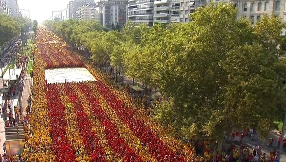 Resultado de imagen de referendum cataluña 2017
