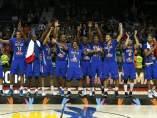 Medalla de bronce para Francia