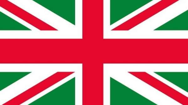 Nueva bandera británica