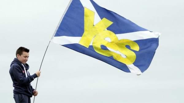 Referéndum en Escocia