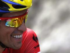 Alberto Contador, ganador de la Vuelta 2014