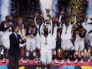 Estados Unidos, campeona del mundo
