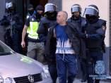 Yihadistas detenidos en España