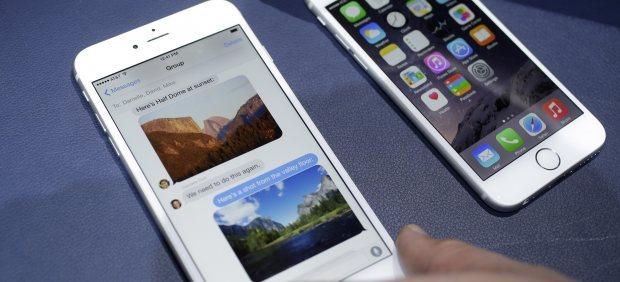 Demandan a Apple por omitir datos sobre iOS 8 y el almacenamiento en los iPhones