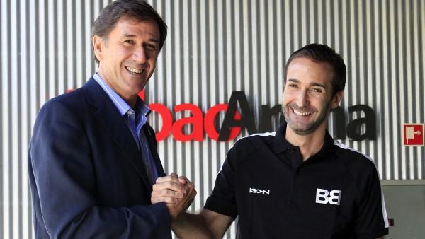 Sito Alonso, nuevo técnico del Bilbao Basket