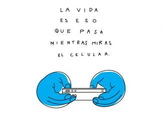 'La vida es'
