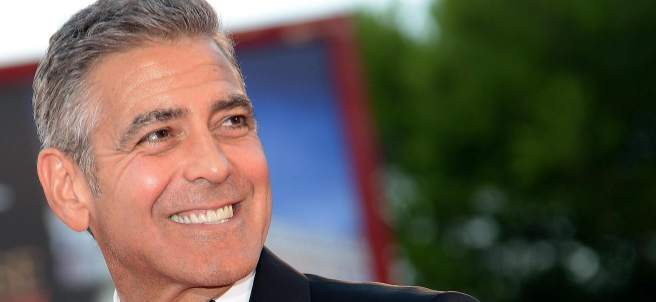 George Clooney recibirá el Globo de Oro de honor