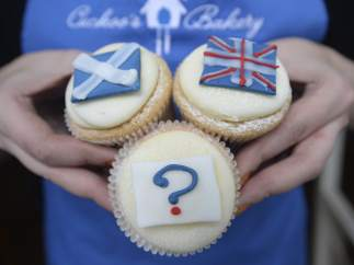 Refer�ndum en Escocia