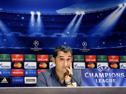 Ernesto Valverde, técnico del Athletic