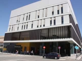 Fachada del hospìtal Parc Taulí de Sabadell.