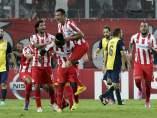 Gol de Olympiacos al Atl�tico