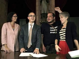 Debate de Pol�tica General de Catalu�a