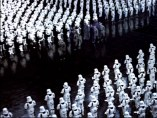 Tropa de asalto de Star Wars en formaci�n