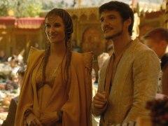 Oberyn Martell y Ellaria en Juego de tronos