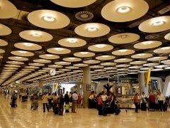 Terminal 4 del aeropuerto de Madrid-Barajas