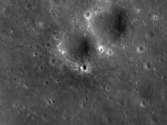 Cr�ter lunar