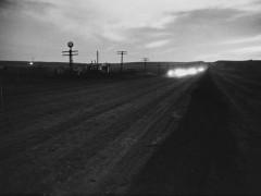 Robert Frank (U.S.A., b. Switzerland, 1924), Lusk, Wyoming, 1956