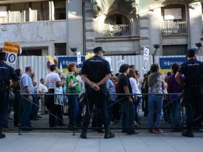 El 'Oto�o Caliente' se prepara para manifestaciones y concentraciones en toda Espa�a