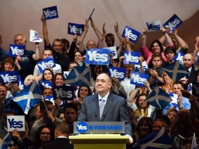 �ltimo discurso de Salmond